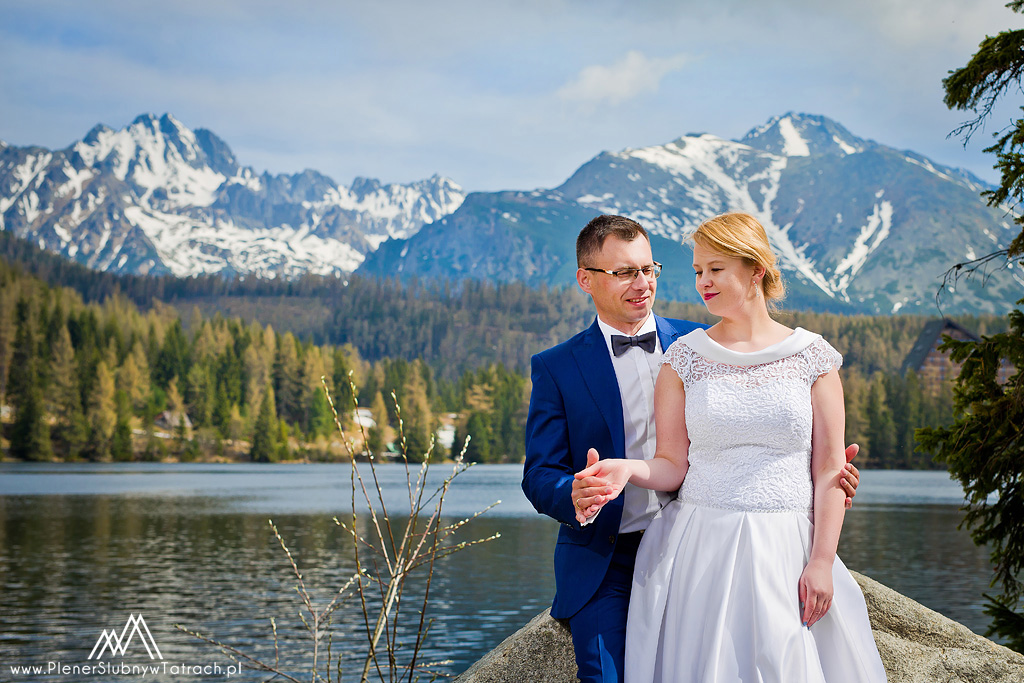 zdjęcia ślubne w górach