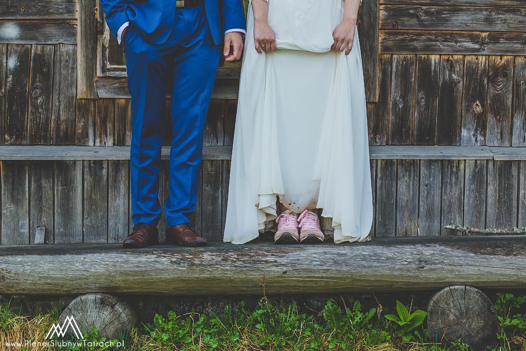 Plener ślubny na Podhalu